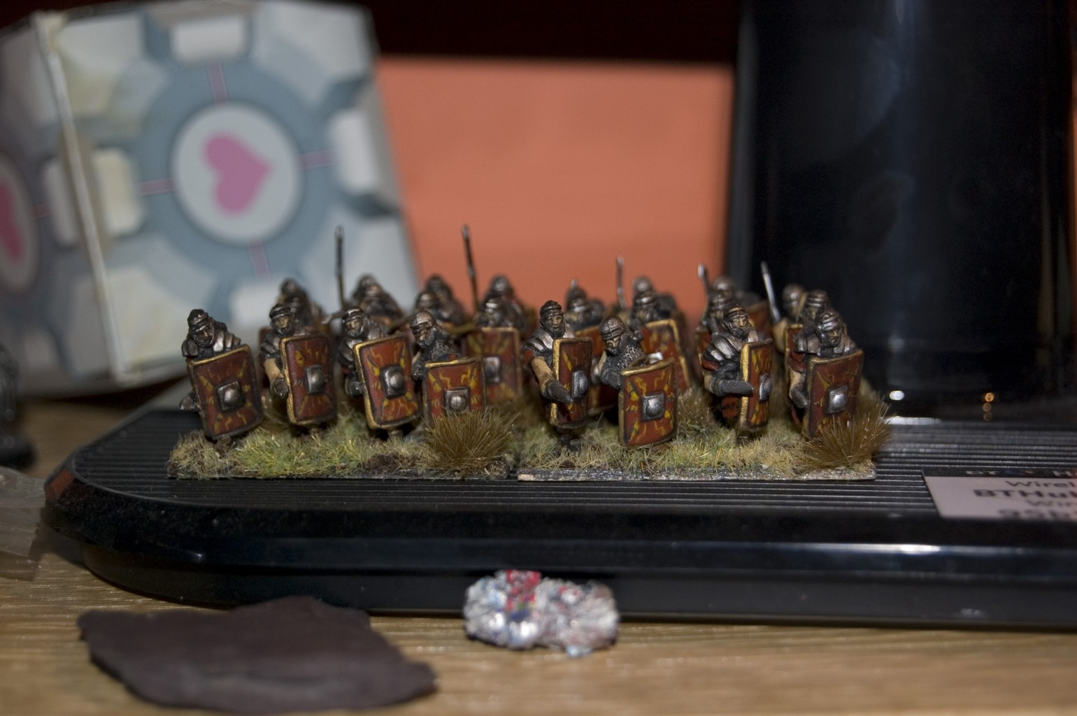 15mm Imperial Romans