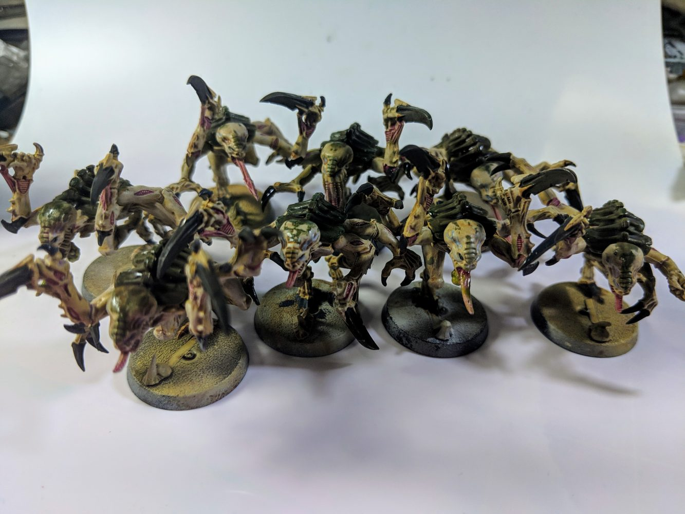 Tyranid Genestealer Kill Team